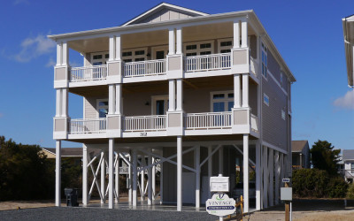 Second Row – Holden Beach
