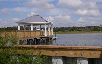 Boat Lift & Dock – Holden Beach